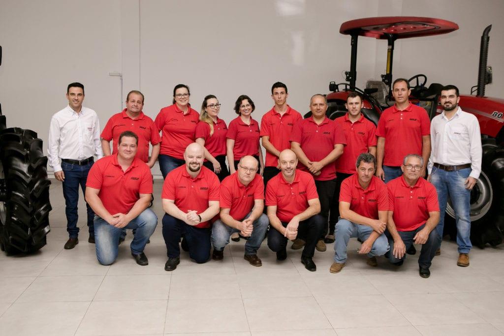 Nova concessionária Carboni Case IH é inaugurada em Araranguá IMG 7505