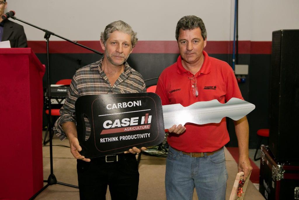 Nova concessionária Carboni Case IH é inaugurada em Araranguá IMG 7438