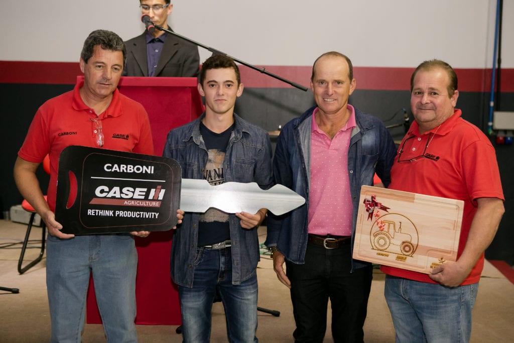 Nova concessionária Carboni Case IH é inaugurada em Araranguá IMG 7445