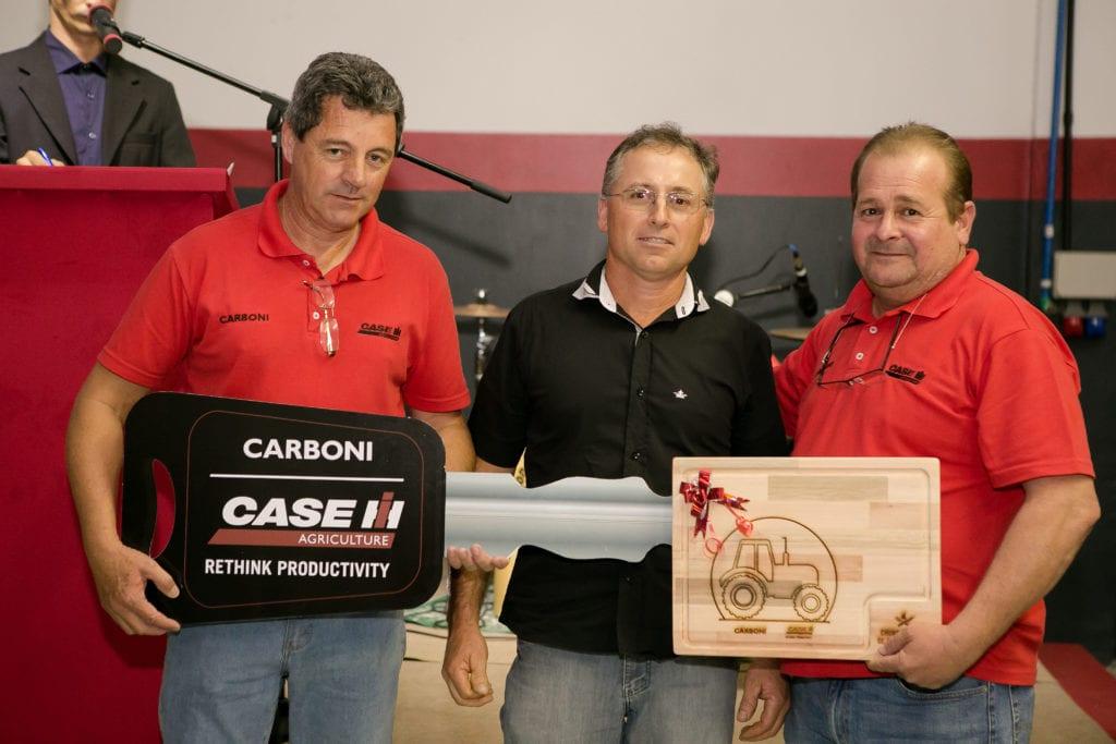 Nova concessionária Carboni Case IH é inaugurada em Araranguá IMG 7461