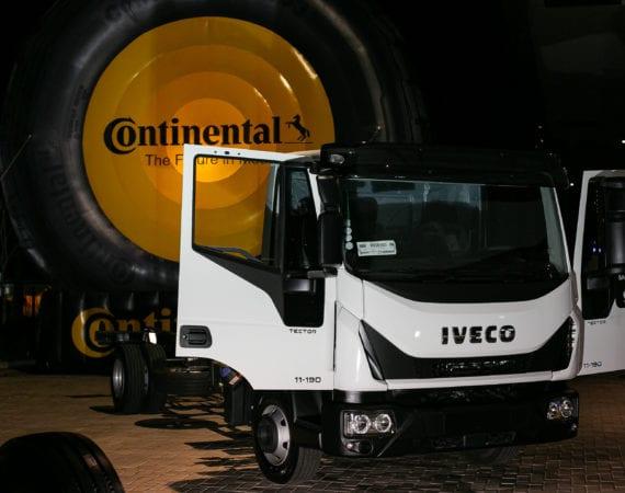 Carboni Iveco apresenta novo Tector no Vale e Norte Catarinense