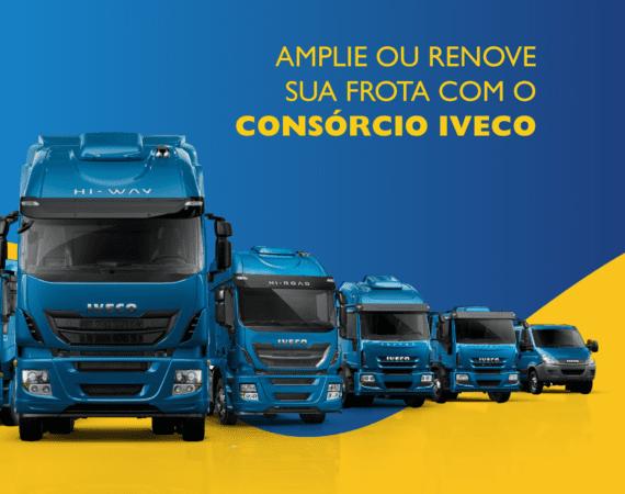 Consórcio Iveco é uma ótima opção para ampliar ou renovar frotas