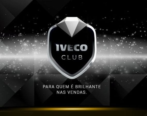 Parabéns aos Diamantes vencedores da campanha de incentivo Iveco Club