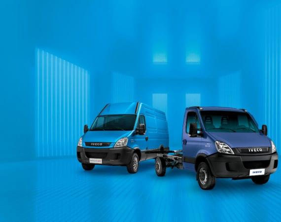 Aproveite as condições imperdíveis para comprar sua Iveco Daily na Carboni