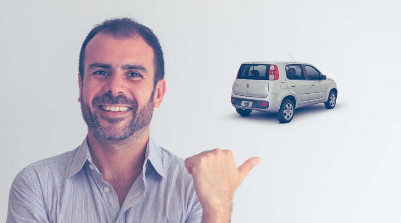 Meu carro seminovo como lance no consórcio auto? É possível? imagens blog setembro uno