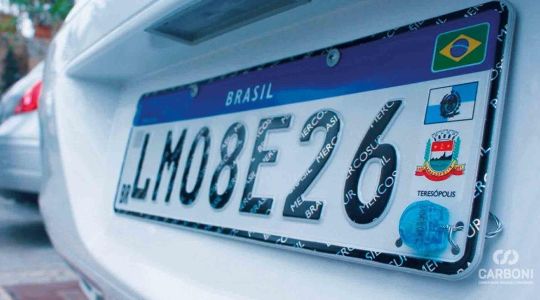 Saiba tudo sobre as novas placas padrão Mercosul 1 Saiba tudo sobre as novas placas padra%CC%83o Mercosul