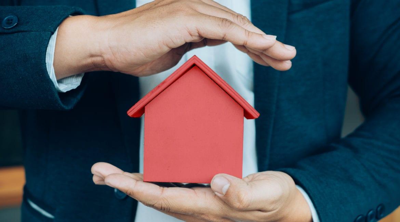 Como funciona o seguro residencial em caso de perda total da casa? 86