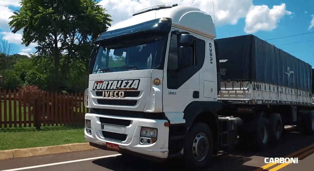 Transportes Fortaleza conta por que escolheu a Carboni Iveco 1