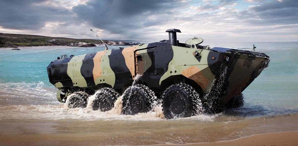 Iveco fornecerá veículo de defesa para fuzileiros navais dos EUA X noticia 30227
