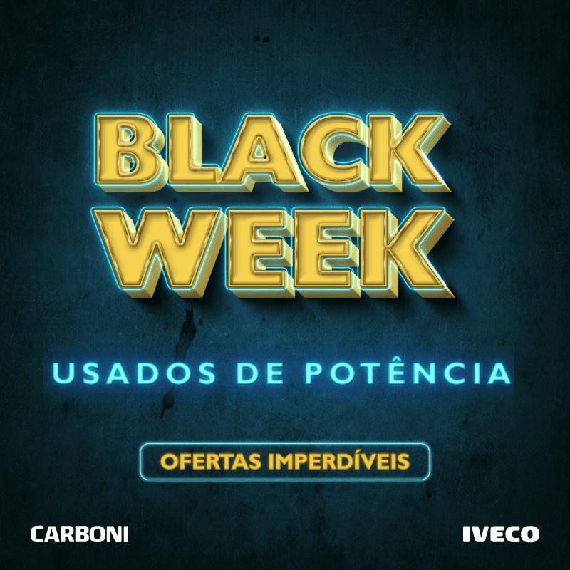 Aproveite a Black Week para comprar seu caminhão seminovo na Carboni post blackweek usados 1