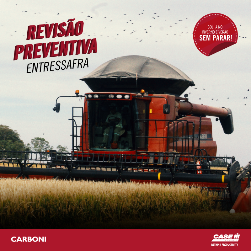 Faça a Revisão Preventiva Entressafra na Carboni Case post revisaopreventiva case impulsionavel