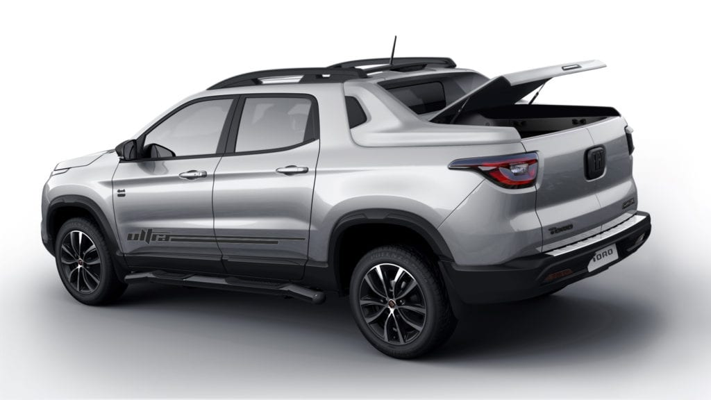 Fiat Toro bate a marca de 200 mil unidades vendidas e chega com nova versão Ultra imagem 1