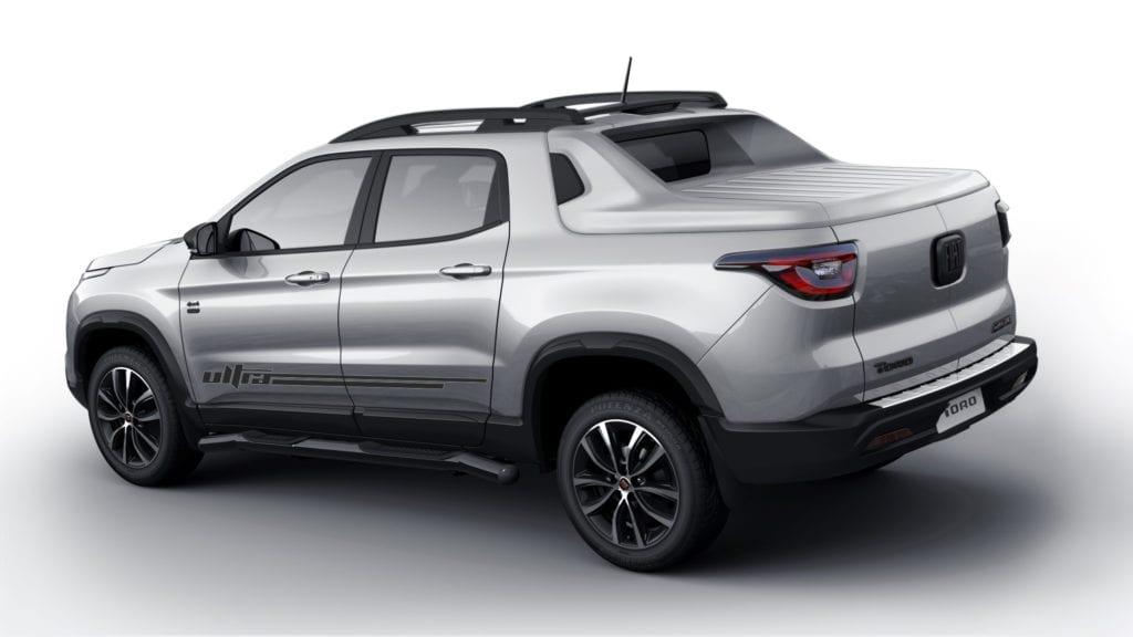 Fiat Toro bate a marca de 200 mil unidades vendidas e chega com nova versão Ultra imagem1