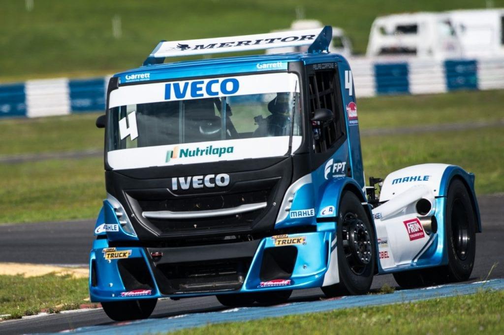 Interlagos é o palco da decisão final da Copa Truck. Iveco de Felipe Giafonne disputa o campeonato. WhatsApp Image 2019 03 23 at 13.22.42