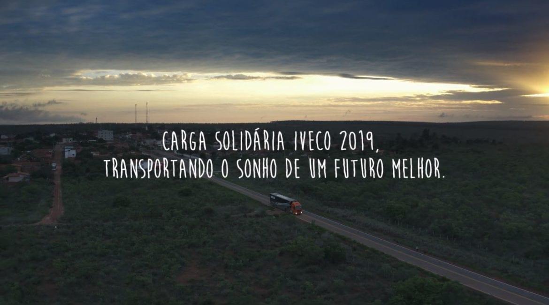 Carga Solidária IVECO 2019 - Transportando o Sonho de um Futuro Melhor 22