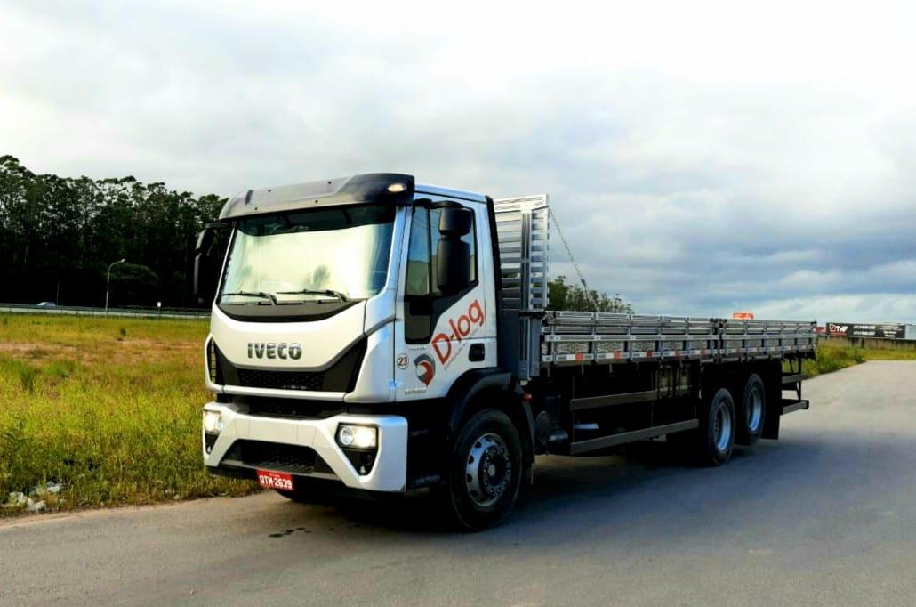 Carboni Iveco entrega o caminhão de número de 1.000 em 2019! WhatsApp Image 2019 12 23 at 11.47.44