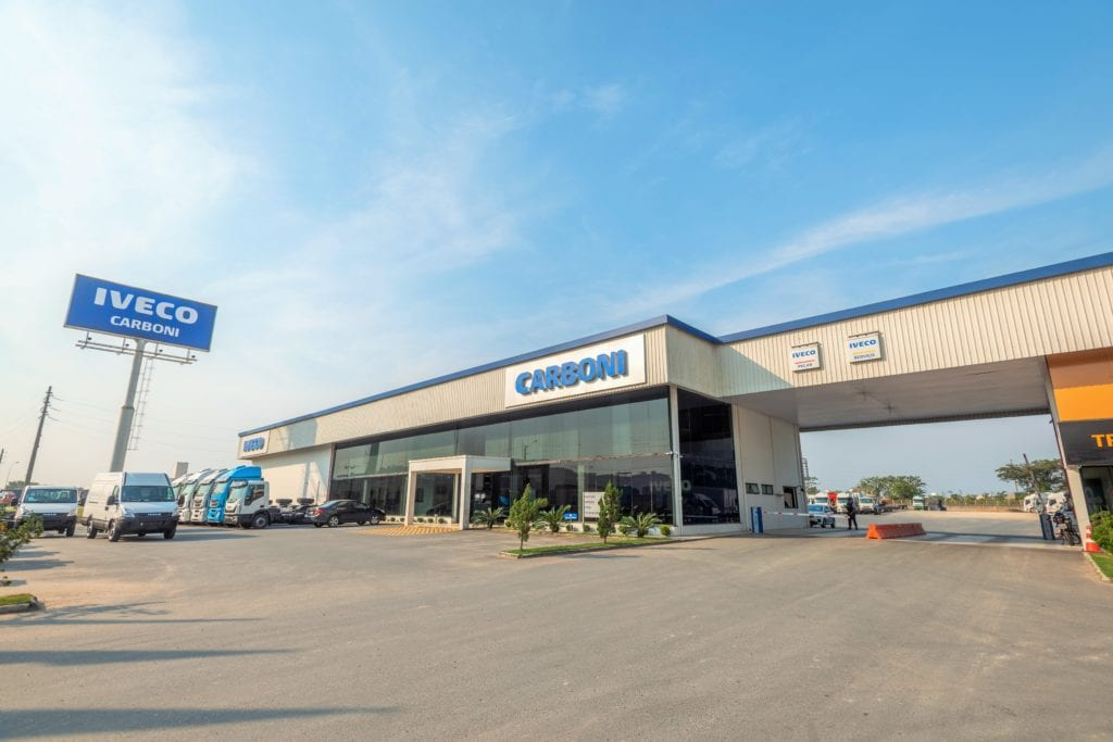 Carboni Iveco entrega o caminhão de número de 1.000 em 2019! DSC7993 HDR 2