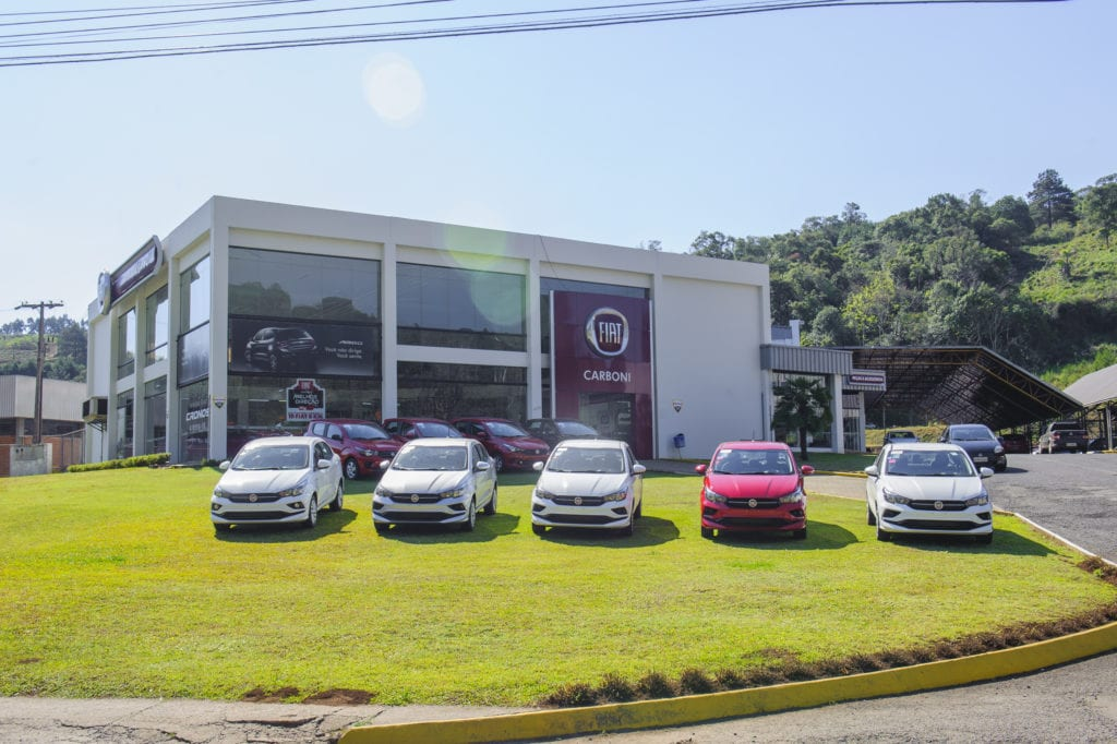 Fiat é líder de emplacamentos em Videira no ano de 2019 LUC5367