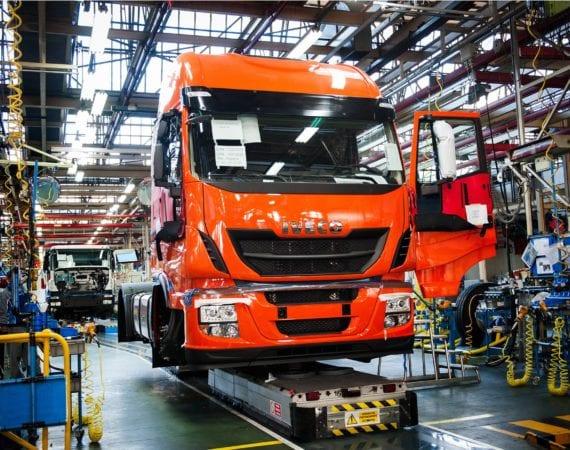 Indústria prevê crescimento de 18% nas vendas de caminhões em 2020