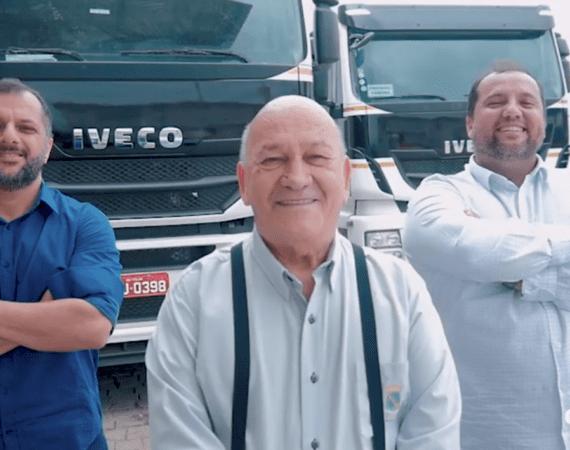 San Martino Transportes é Cliente de Potência da Carboni Iveco