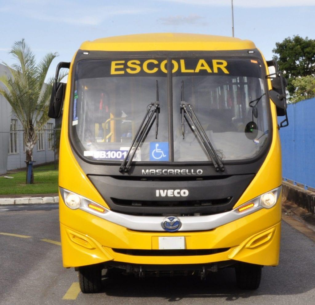 Iveco vence licitação do Caminho da Escola para entrega de 1.200 ônibus IVECO BUS chassi 10 190. 2048x1984 1