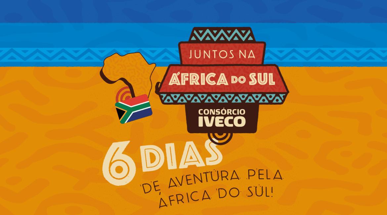 Assembleia de lançamento da campanha 'Juntos na África do Sul' foi realizada pela Carboni Iveco de Passo Fundo IVC Juntos na Africa Whats 2017