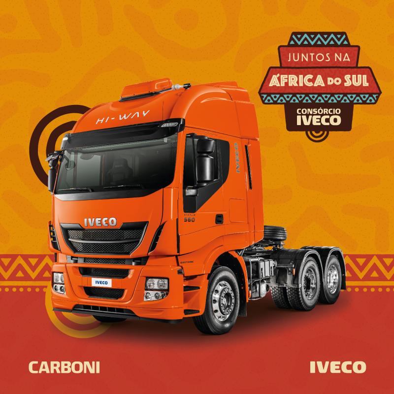 Você, um acompanhante e o Consórcio Iveco Juntos na África do Sul! POST JUNTOS NA AFRICA 4 IMPULSIONAVEL
