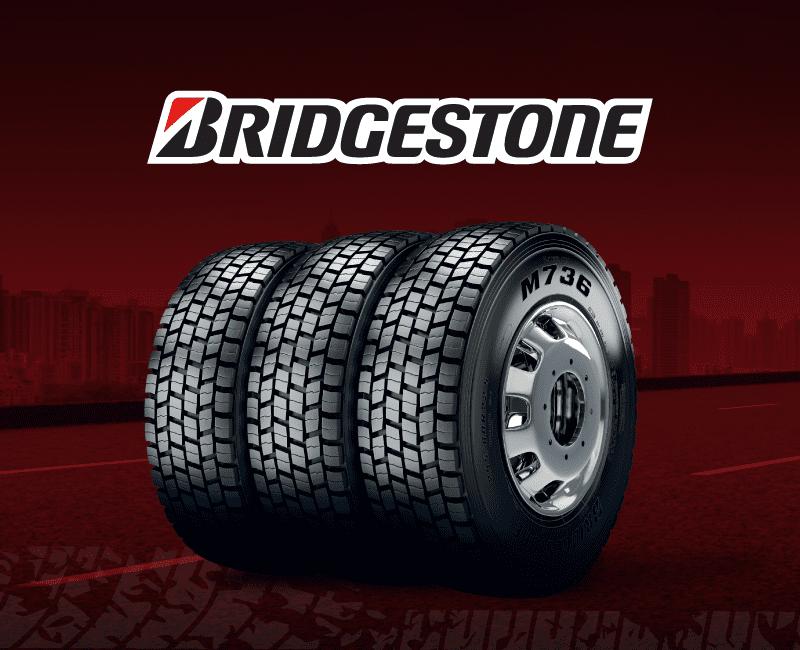 Nova tecnologia Bridgestone coleta informações sobre carga e desgastes de pneu facelead1