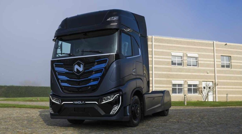 Iveco produzirá caminhão elétrico Nikola Tre Iveco caminh%C3%A3o el%C3%A9trico Nikola Tre