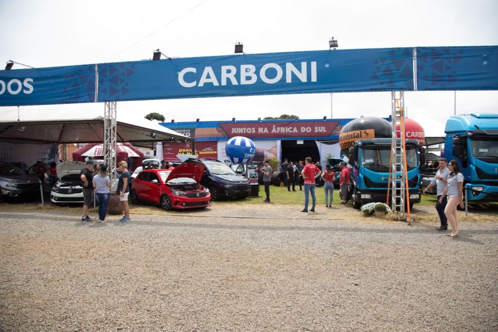 Expo Videira 2020 foi um sucesso de vendas para a Carboni IMG 5566