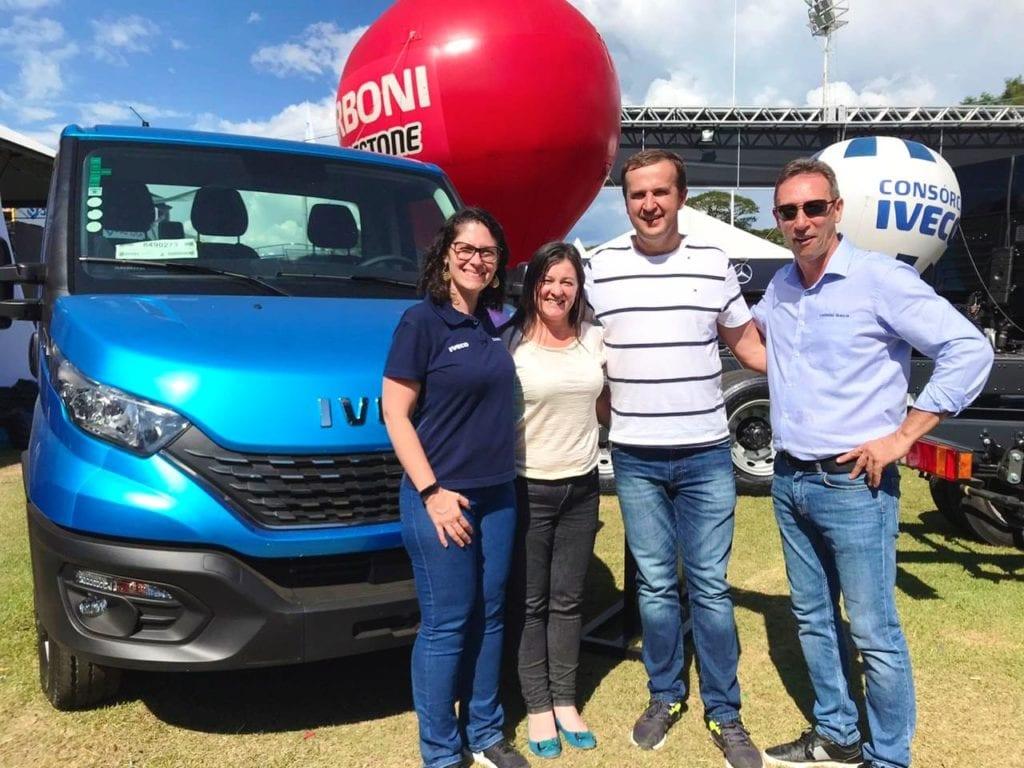 87412420 3229140437115261 2116410848103628800 o Expo Videira 2020 foi um sucesso de vendas para a Carboni - Concessionária e Revenda Autorizada Fiat em Santa Catarina, SC | Carboni Fiat