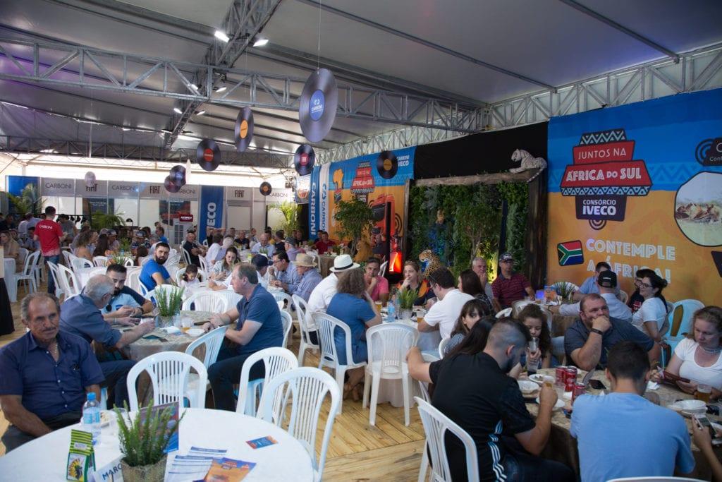 Expo Videira 2020 foi um sucesso de vendas para a Carboni IMG 5770