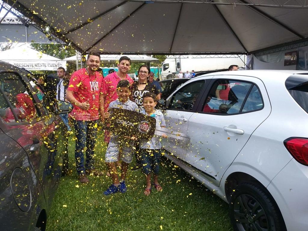 89435980 2808272632575562 6645611663129051136 o Expo Videira 2020 foi um sucesso de vendas para a Carboni - Concessionária e Revenda Autorizada Fiat em Santa Catarina, SC | Carboni Fiat