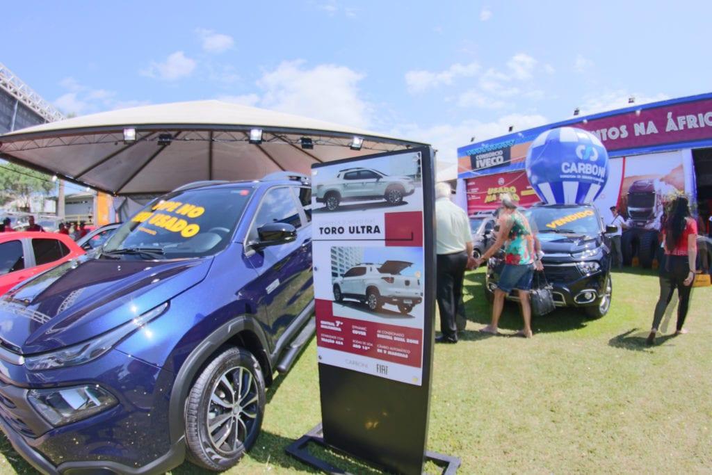 Expo Videira 2020 foi um sucesso de vendas para a Carboni IMG 5094