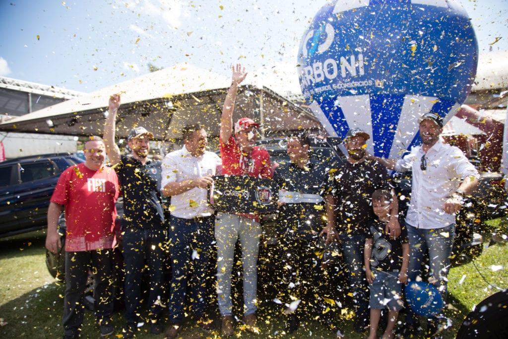 IMG 7220 Expo Videira 2020 foi um sucesso de vendas para a Carboni - Concessionária e Revenda Autorizada Fiat em Santa Catarina, SC | Carboni Fiat