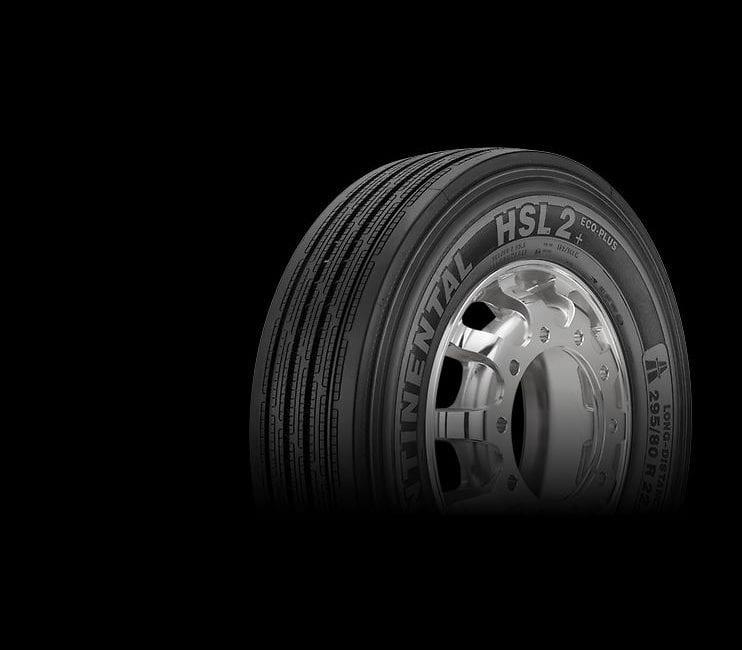 Conheça o pneu HSL2+ Eco Plus da Continental 1