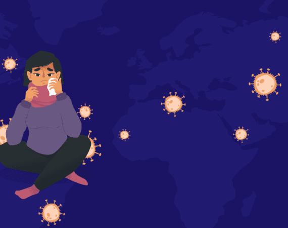 Coronavírus: prevenir-se é ser solidário com todo o mundo