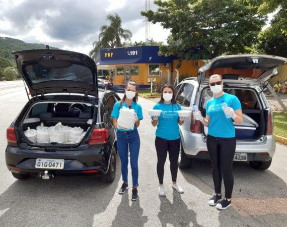 Entidades apoiam caminhoneiros em Santa Catarina