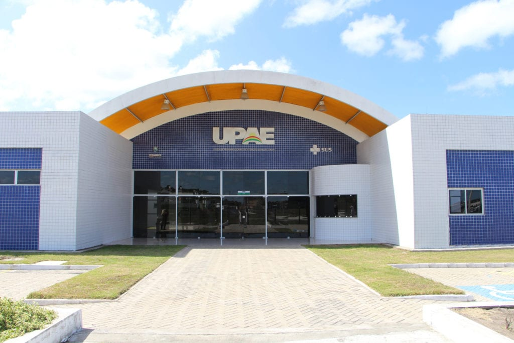 FCA mobiliza expertise e estrutura industrial em amplo programa de suporte no combate à Covid-19 no Brasil Fachada UPAE Credito Bruno Silveira