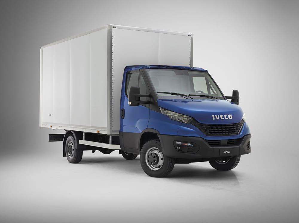 Novo Iveco Daily chegou para melhorar o transporte leve no Brasil 20200205164519 34 BOX CAB Roda Simples 02 Flat copy
