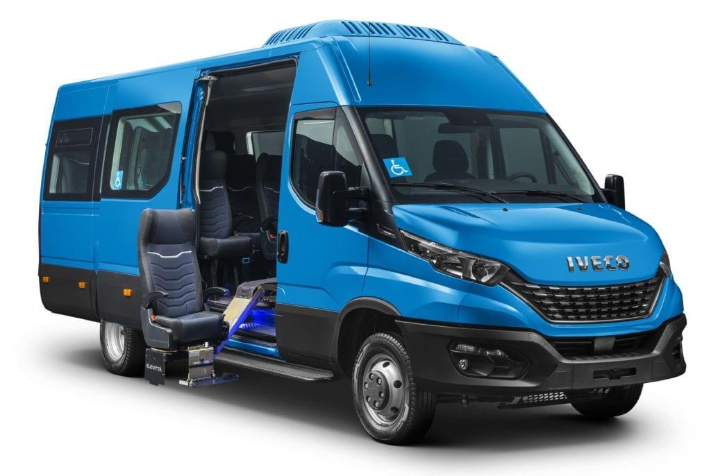 Novo Iveco Daily chegou para melhorar o transporte leve no Brasil daily