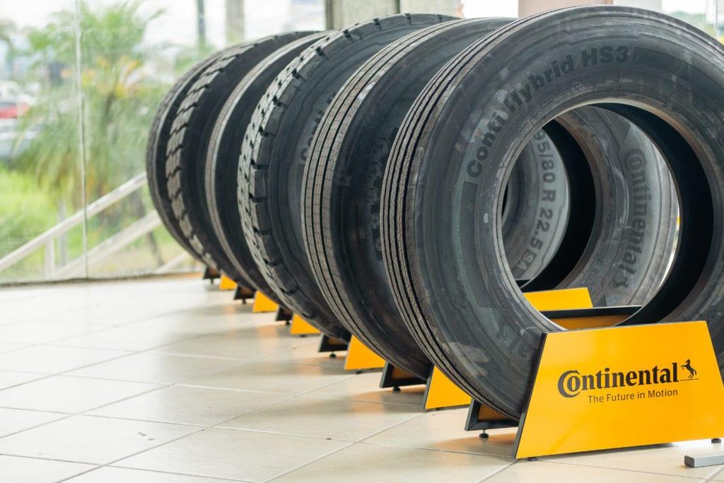 Como cuidar dos pneus do caminhão e ganhar em produtividade? 1176 1445
