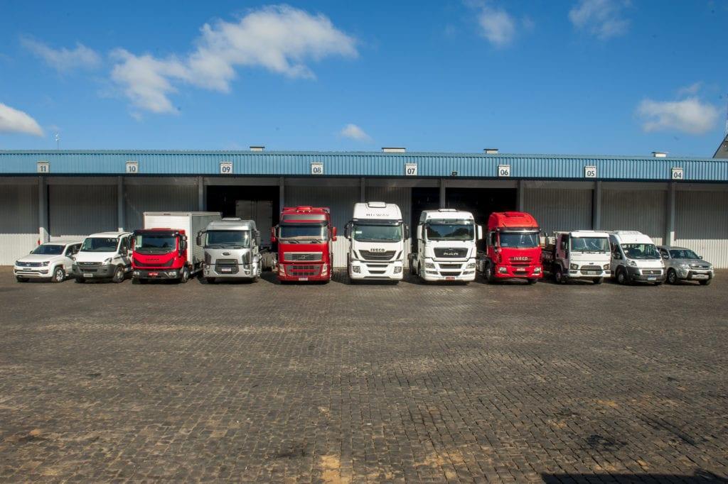 O caminhão usado ideal para o seu negócio está na Carboni Iveco LUC6191