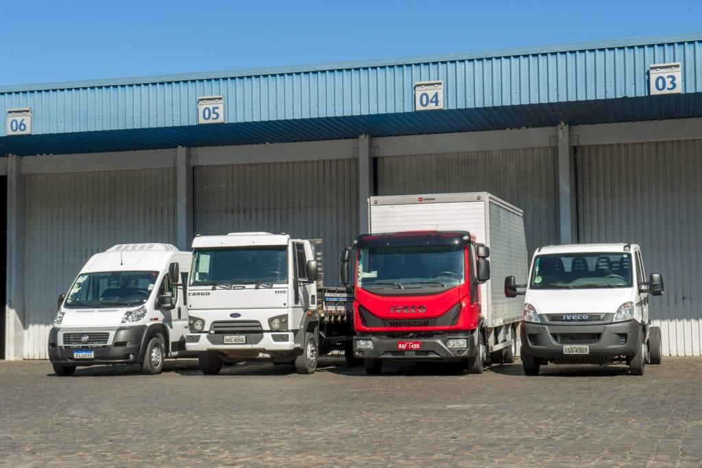 O caminhão usado ideal para o seu negócio está na Carboni Iveco LUC6236