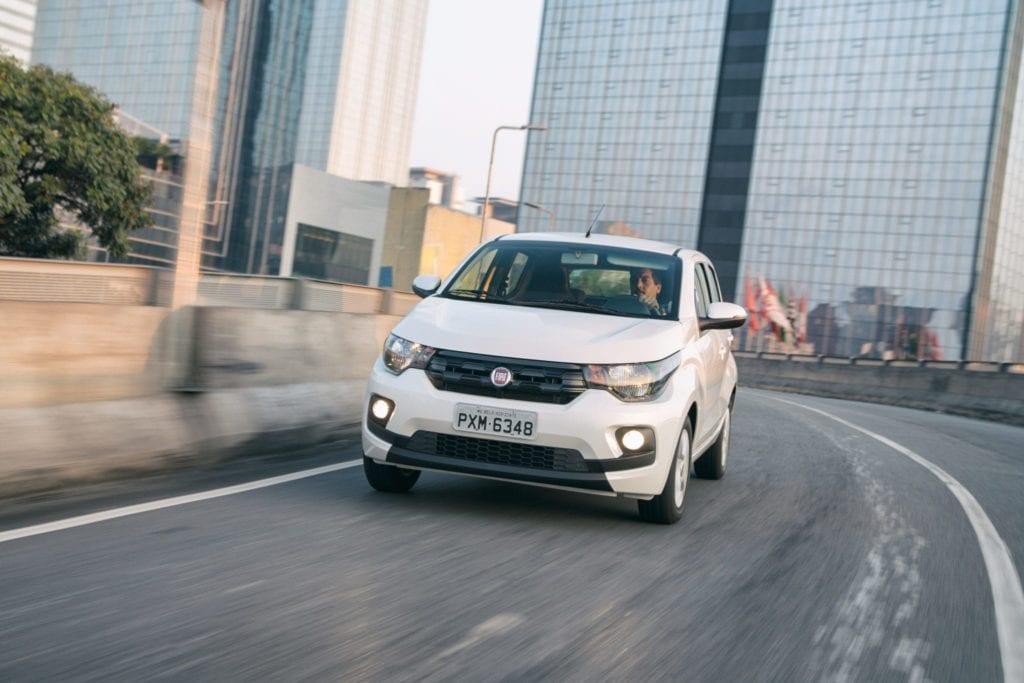 Comparativo: as principais diferenças entre o Fiat Mobi Like e o Fiat Mobi Way like 4 1