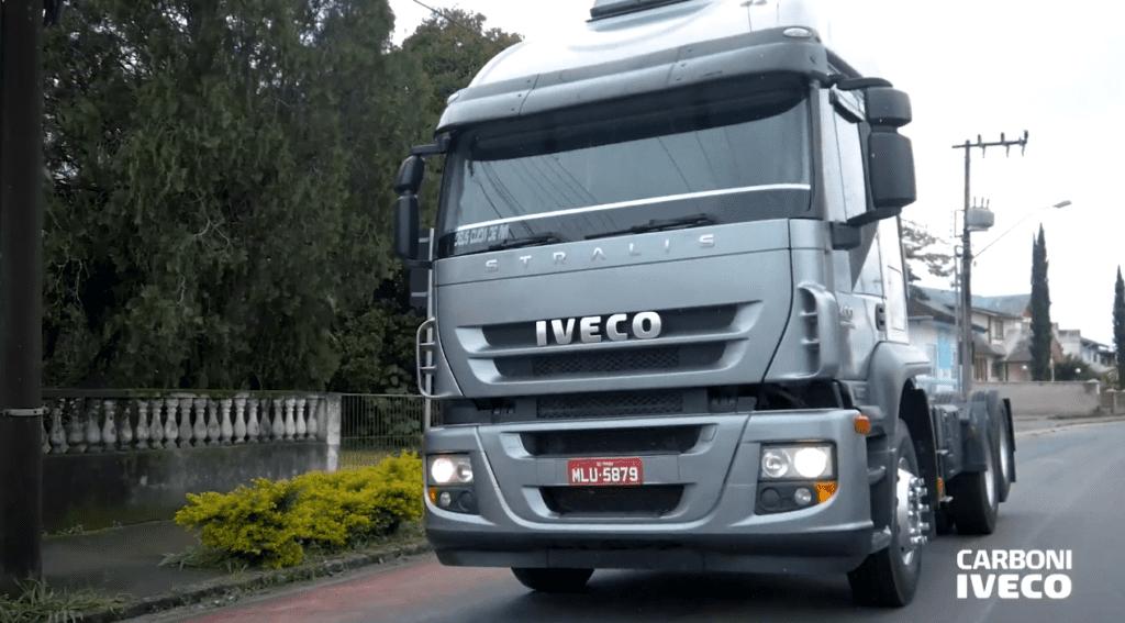 Para a Fávero Transportes, a parceria com a Carboni Iveco traz várias vantagens 7
