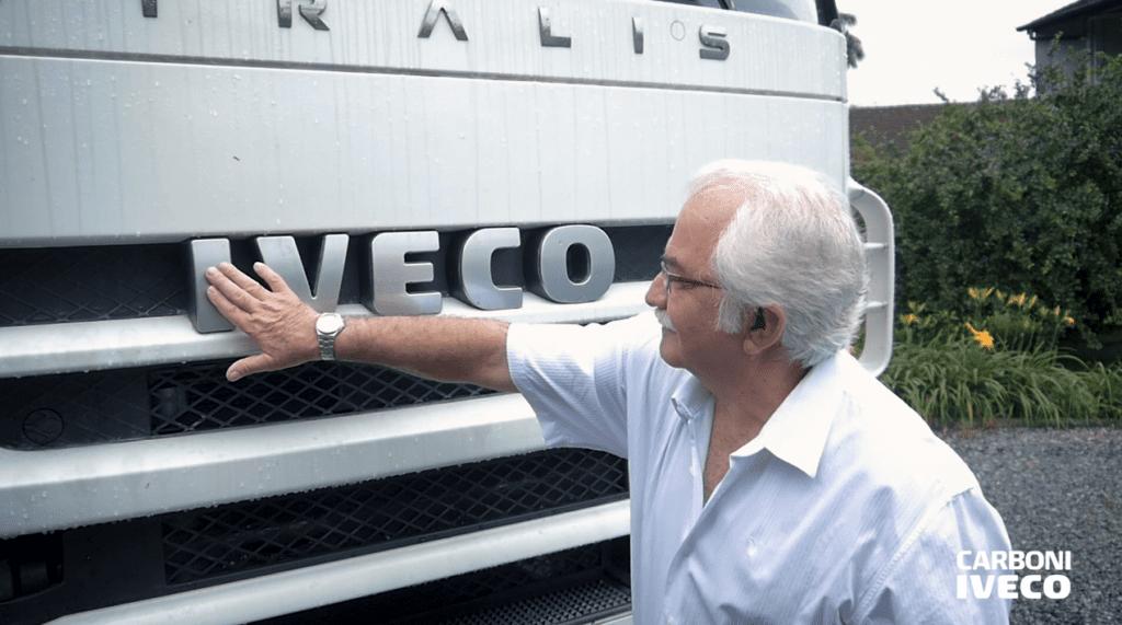 Para a Fávero Transportes, a parceria com a Carboni Iveco traz várias vantagens 9