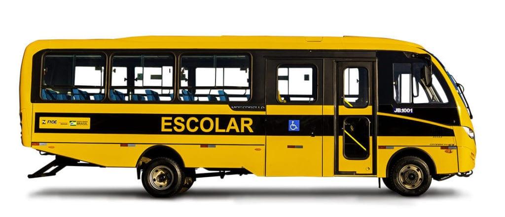 Municípios já podem solicitar ônibus Iveco pelo programa Caminhos da Escola ilustracao