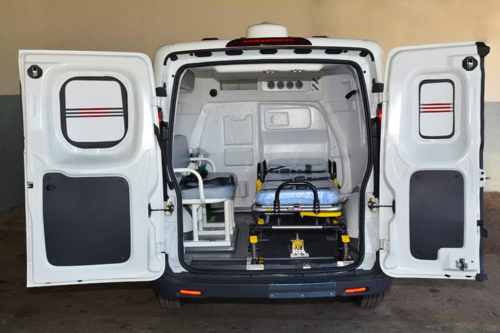 Fiat lança Fiorino Ambulância FiorinoAmbulancia3