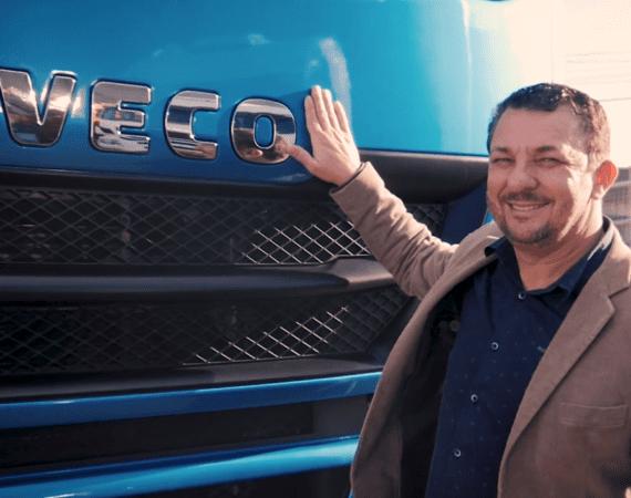 Transportes Framento conta com a Iveco para investir no futuro
